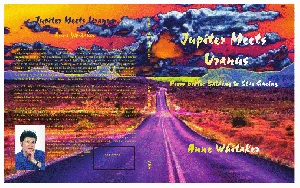 Book cover for Jupiter Meets Uranus